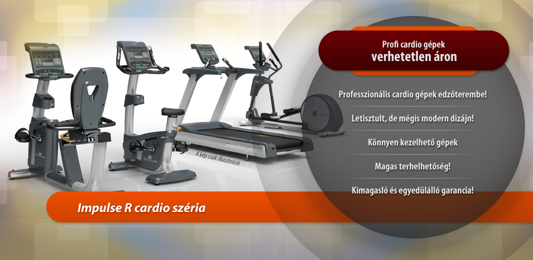 Impulse R Cardio széria